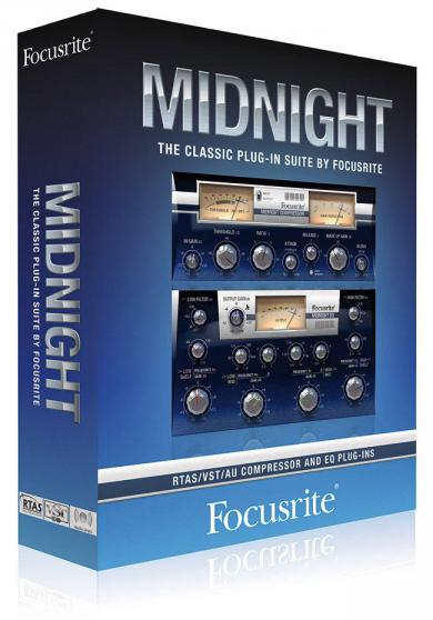Focusrite Midnight EQ/Dyn PlugIn  Vst/AU/Rtas