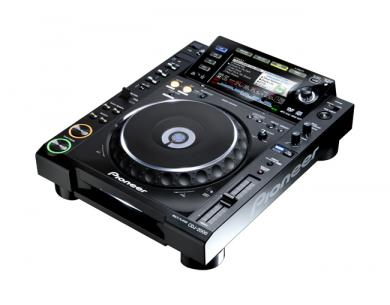 Pioneer CDJ-2000-Nexus DJ-Media-Player